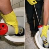 Faire appel à un plombier pour déboucher ses WC